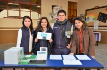 Feria de Proyectos en la Prepa Sanmiguelense