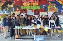 Concursantes Feria de Proyectos Prepa Sanmiguelense