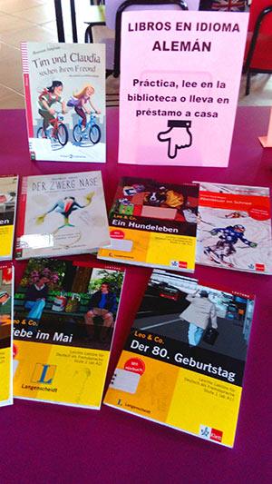Libros en Idioma Aleman Biblioteca Sanmiguelense
