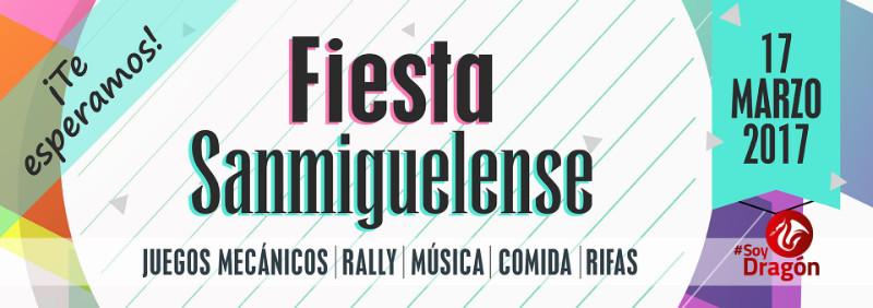 Banner Fiesta Sanmiguelense Prepa Sanmiguelense