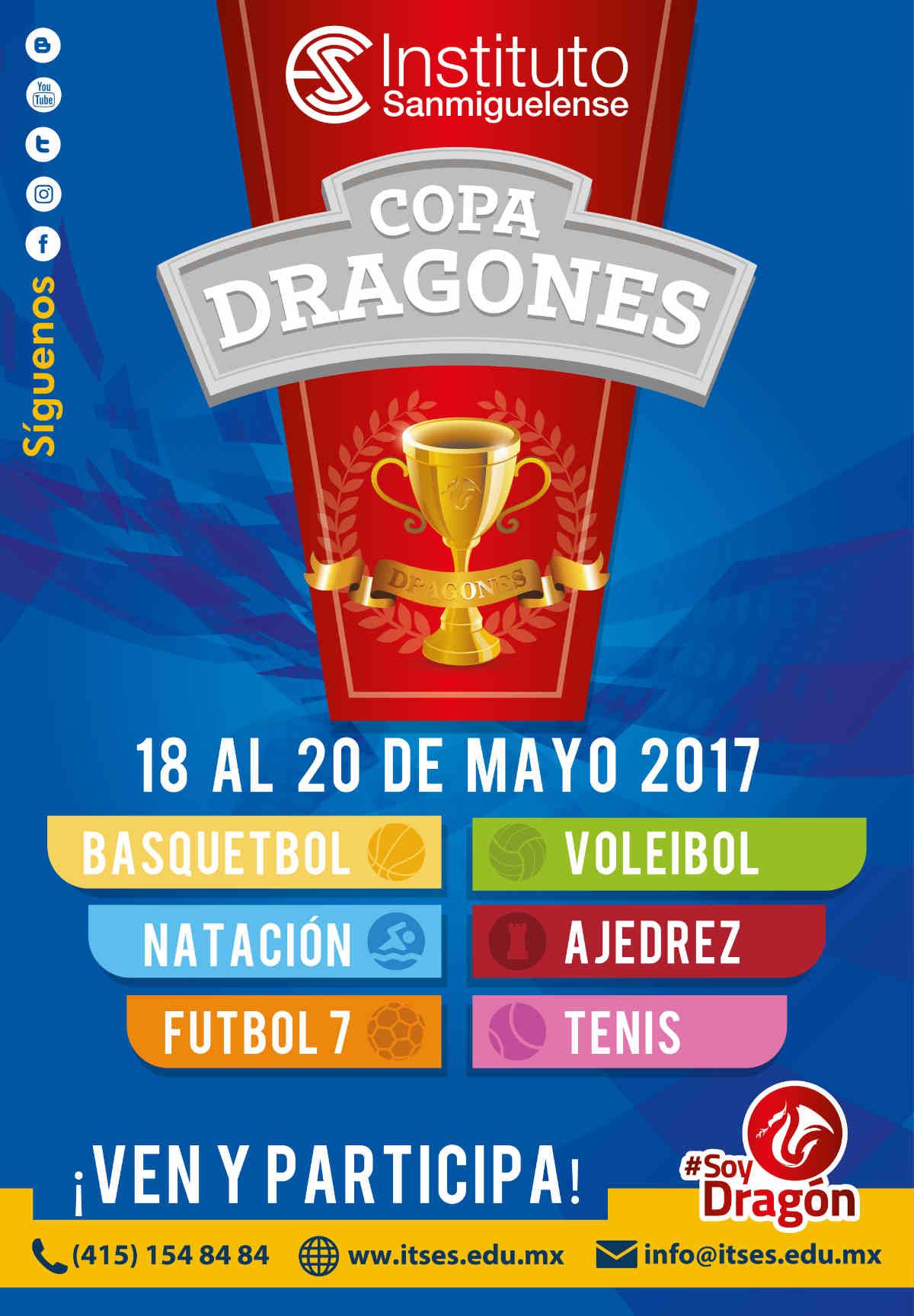 Copa Dragones Instituto Sanmiguelense 2017